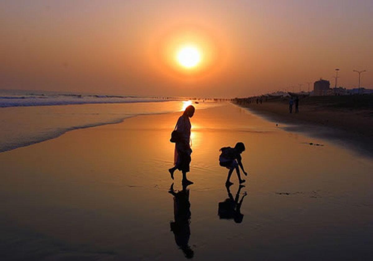The Puri Beach