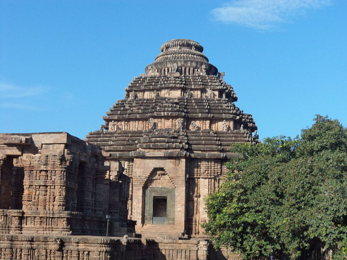 Konark Sun Temple, A UNESCO World Heritage Site in Odisha