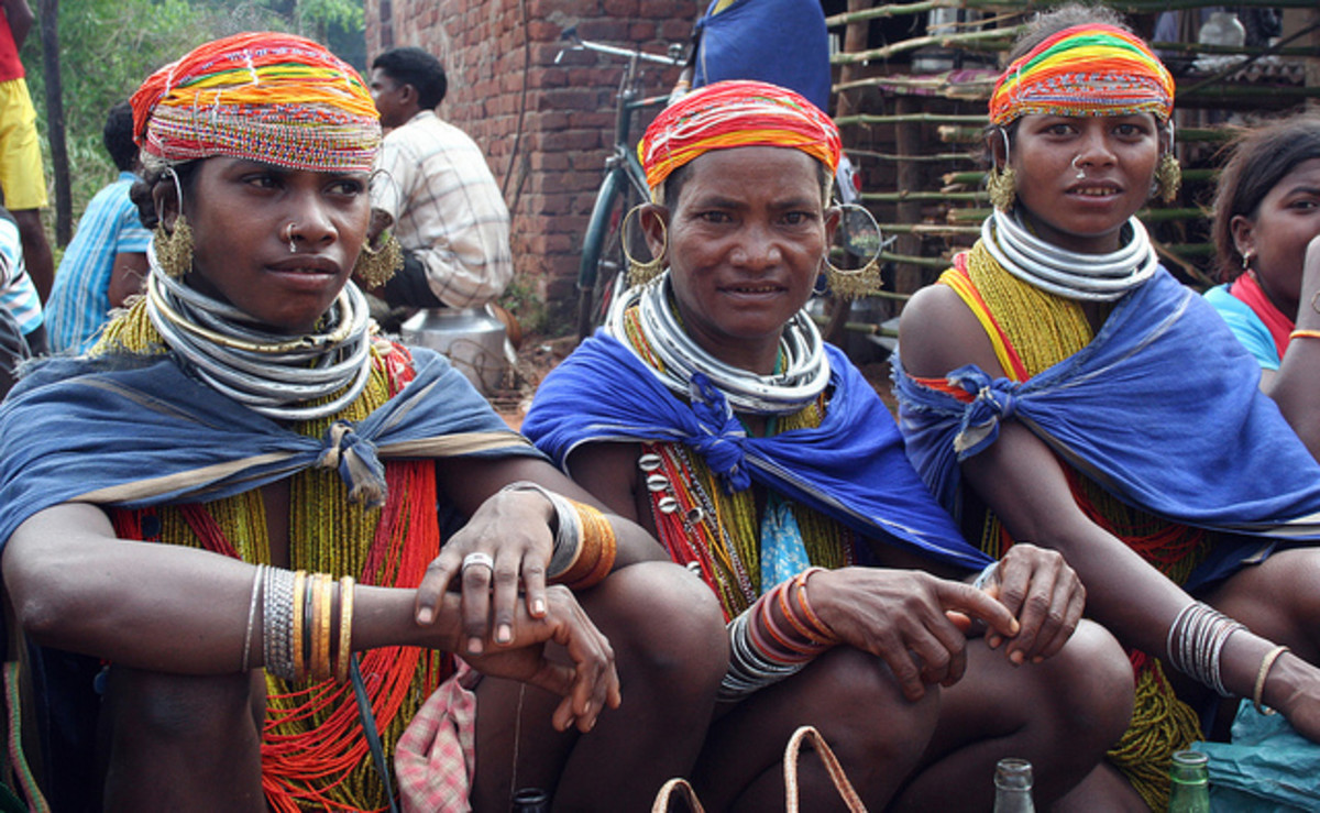 Tribals in Odisha