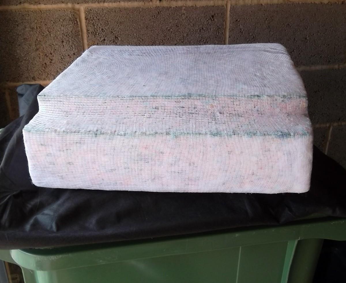 reconstituted sponge foam super dense cushion
