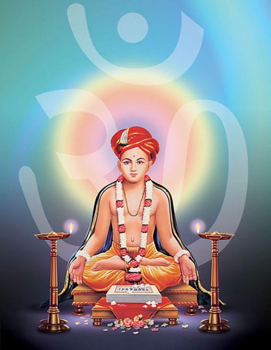 This is uniqie sanjivan samdhi in India.