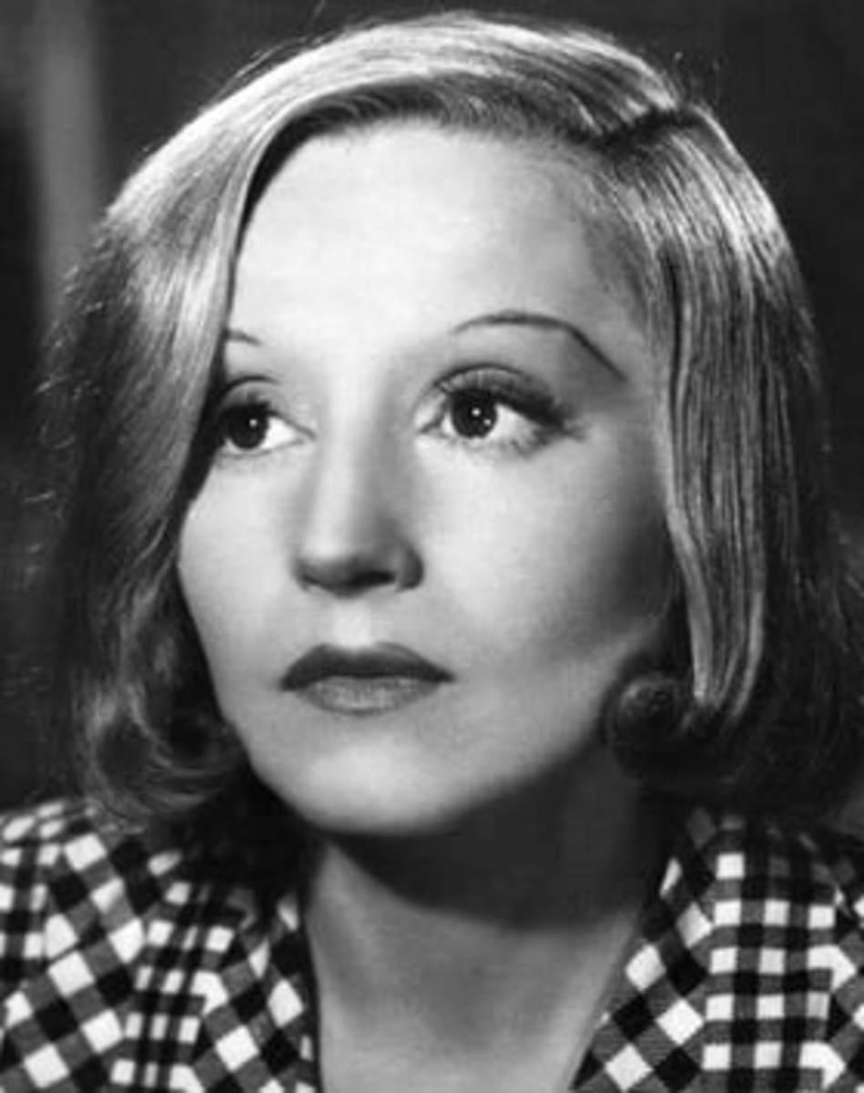 Actress Elisabeth Bergner modelled herself from the L'inconnue.