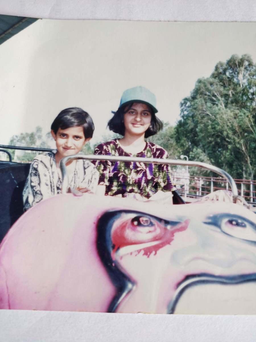 Sweet Memories of Your Childhood