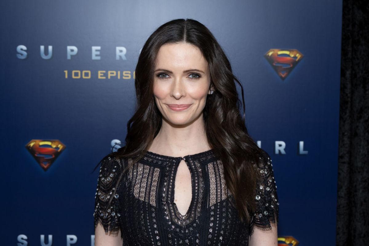 Elizabeth Tulloch for Supergirl