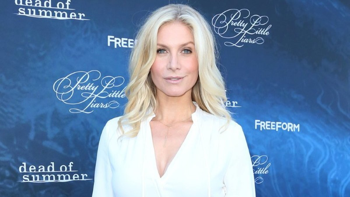 Elizabeth Mitchell for Dead of Summer