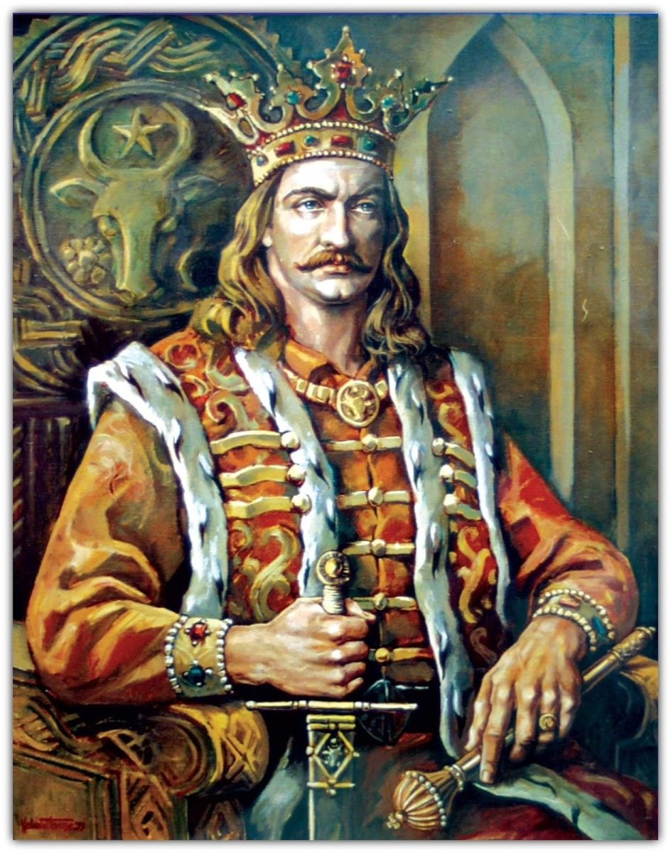 How to Leave a Legacy: King Stephen the Great
