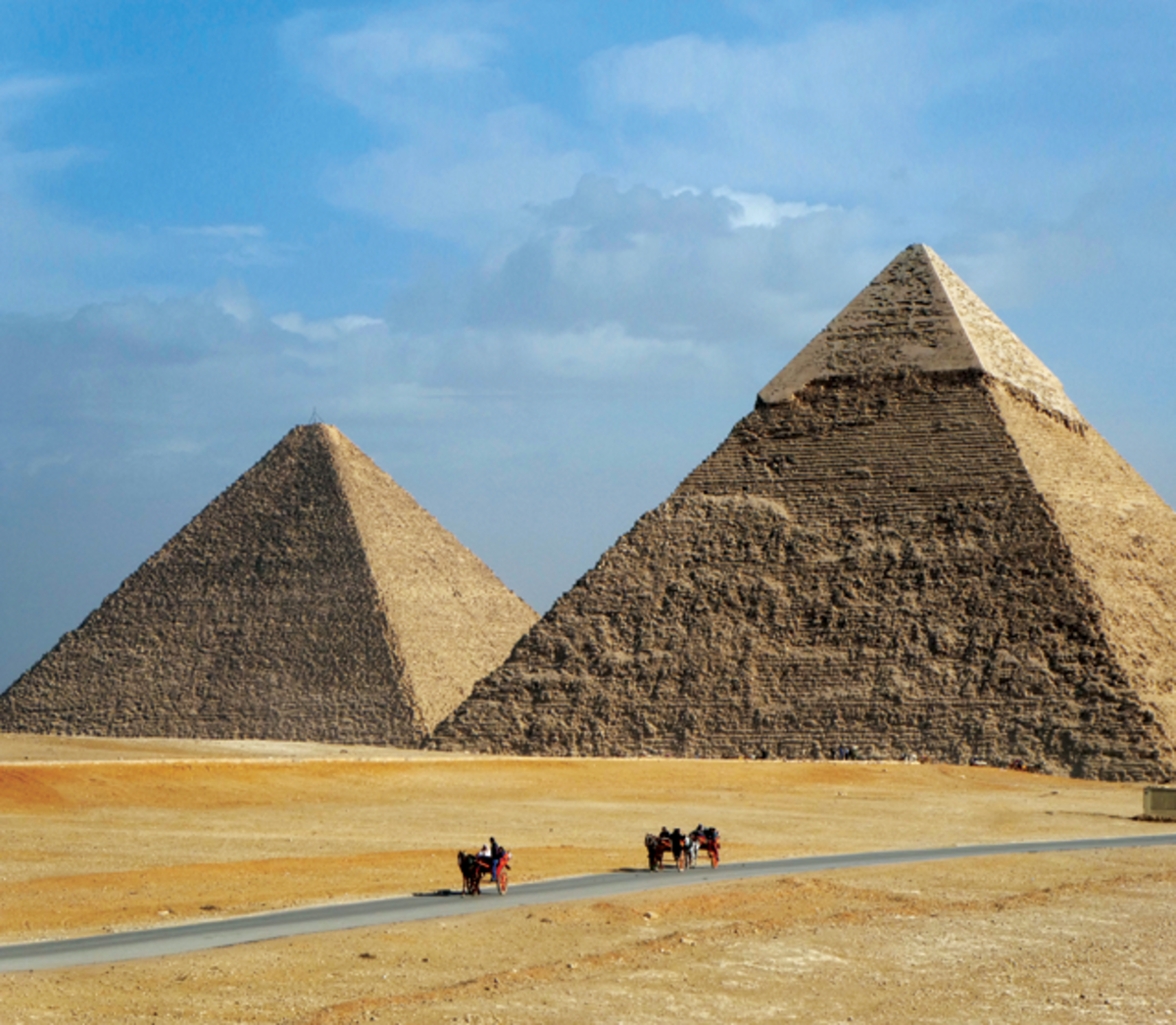 Pyramids are a staple of civilization throughout the world  and across cultures and time.  Built as centers of society and religious rites to measurements that continue astound modern builders and technology.