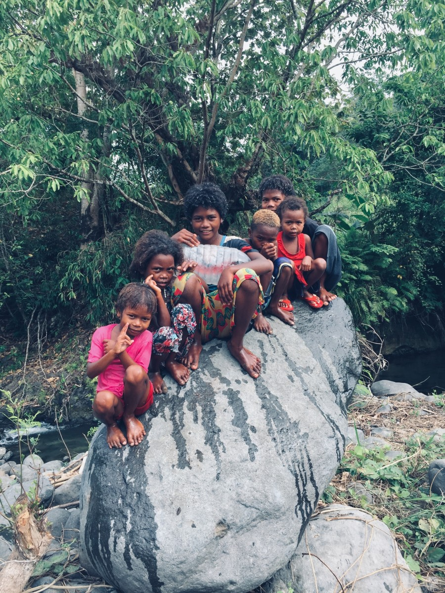 Learning Life Lessons from Indigenous People