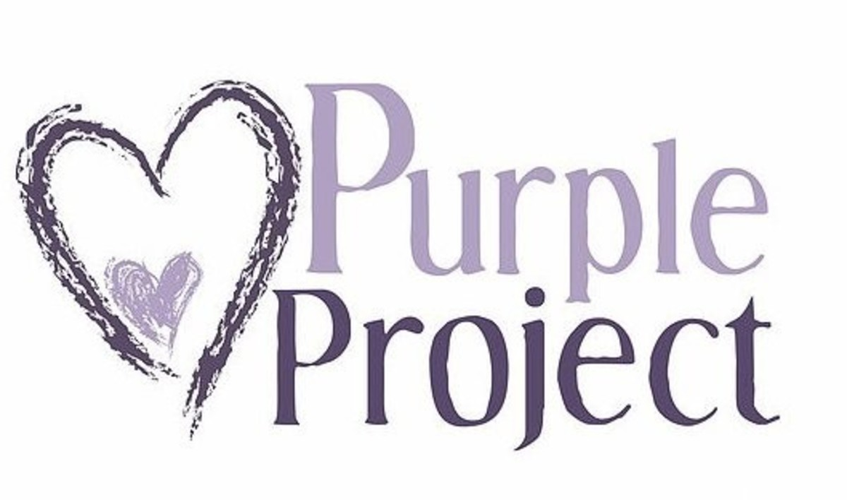 The Purple Project was founded by Sherry Anicich to financially help struggling single mothers and provide grief and emotional support to parents of murdered children.