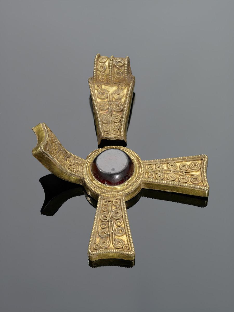 Cross from Stafford Hoard
