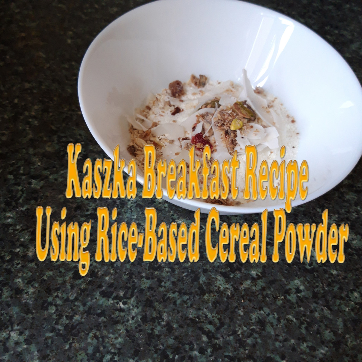 This delicious and satisfying breakfast was the result of experimentation