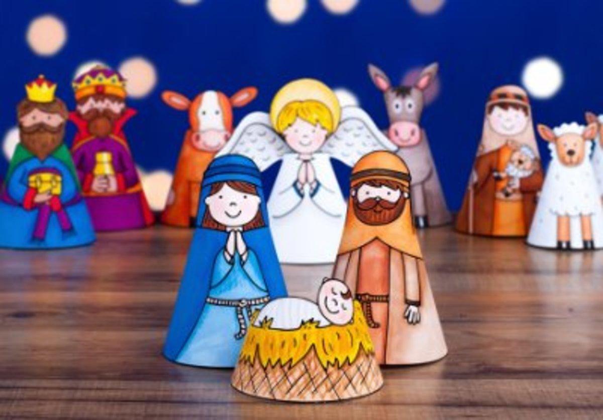 how-to-make-christmas-nativity-crafts