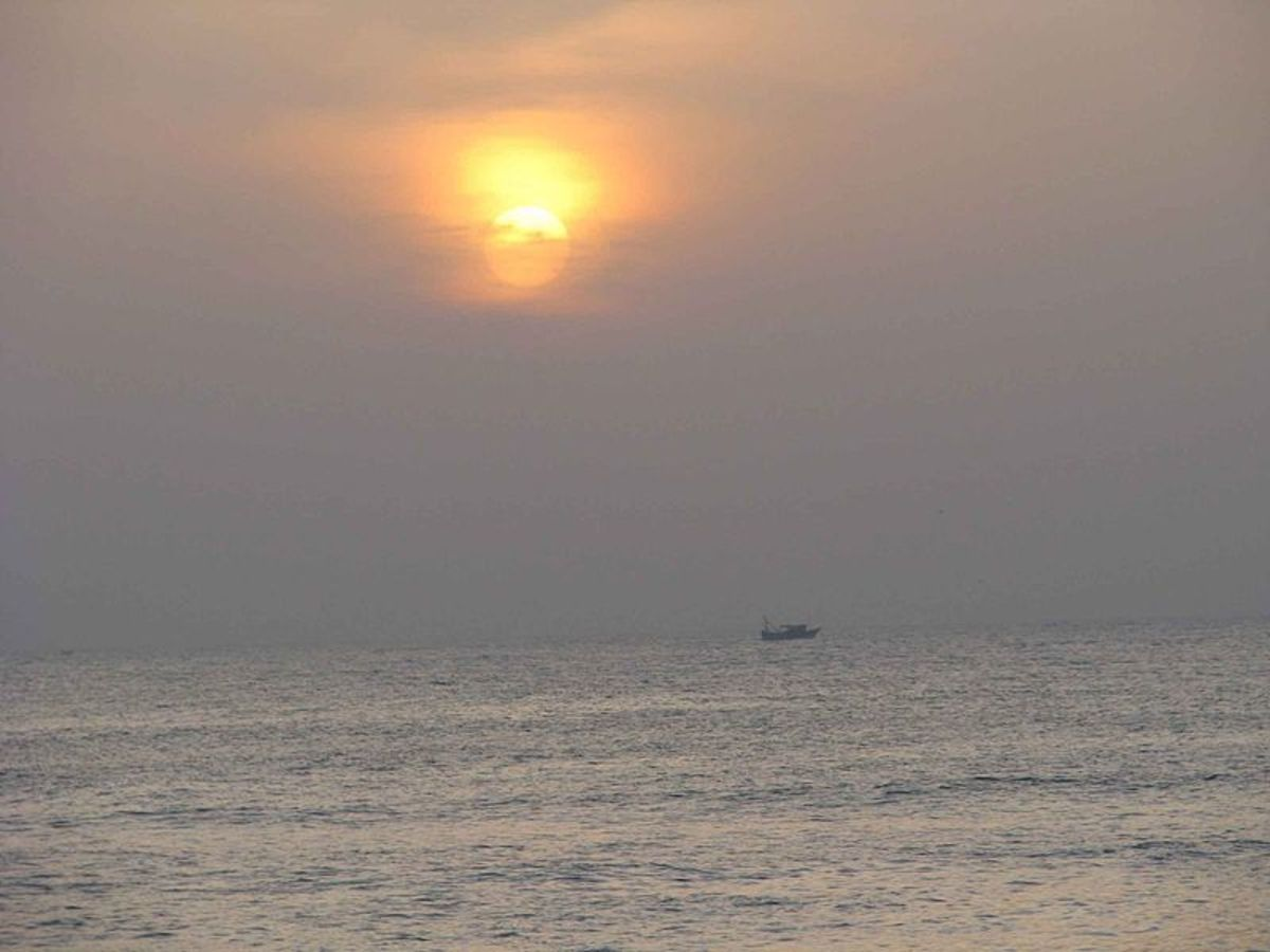 Kanyakumari: The Land's End of India And The Confluence of Three Seas