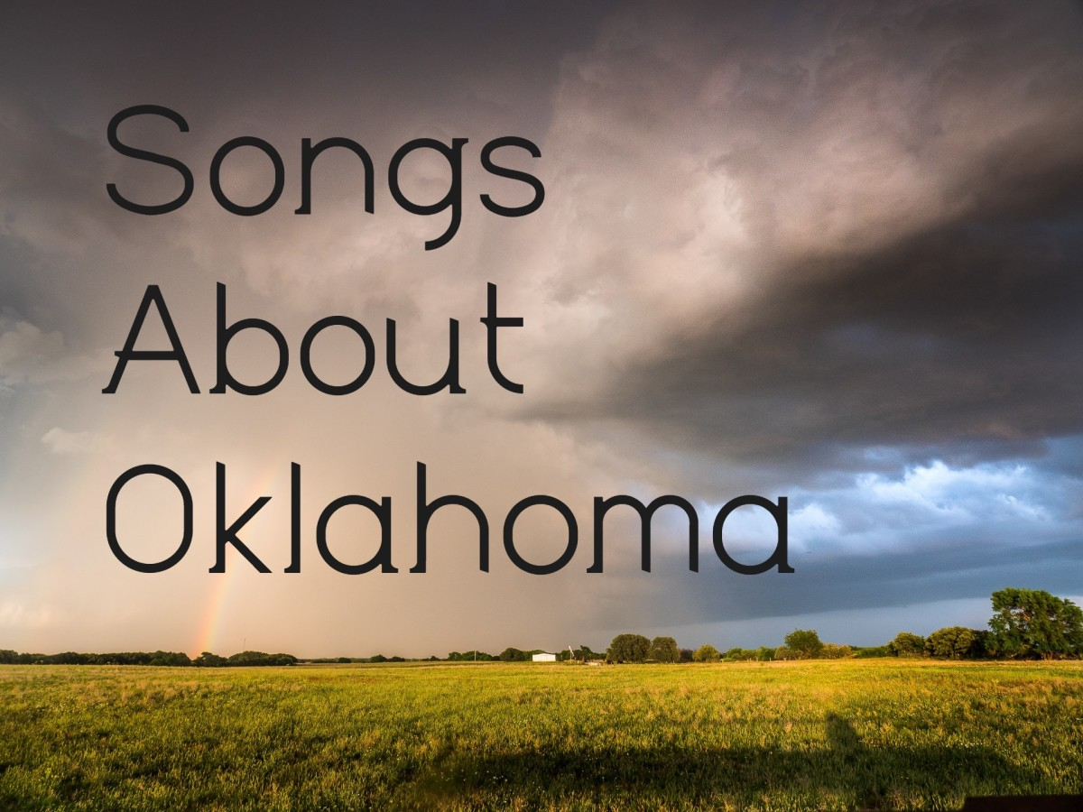 You don't have to be an Okie from Muskogee to appreciate all there is to love about Oklahoma. Celebrate the Sooner State with a playlist of pop, rock, and (mostly) country songs about Oklahoma.