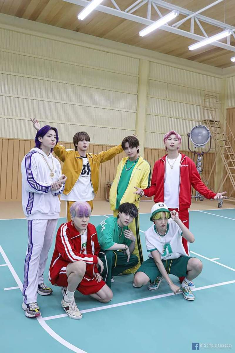 Meet BTS, the Seven Kings of Pop