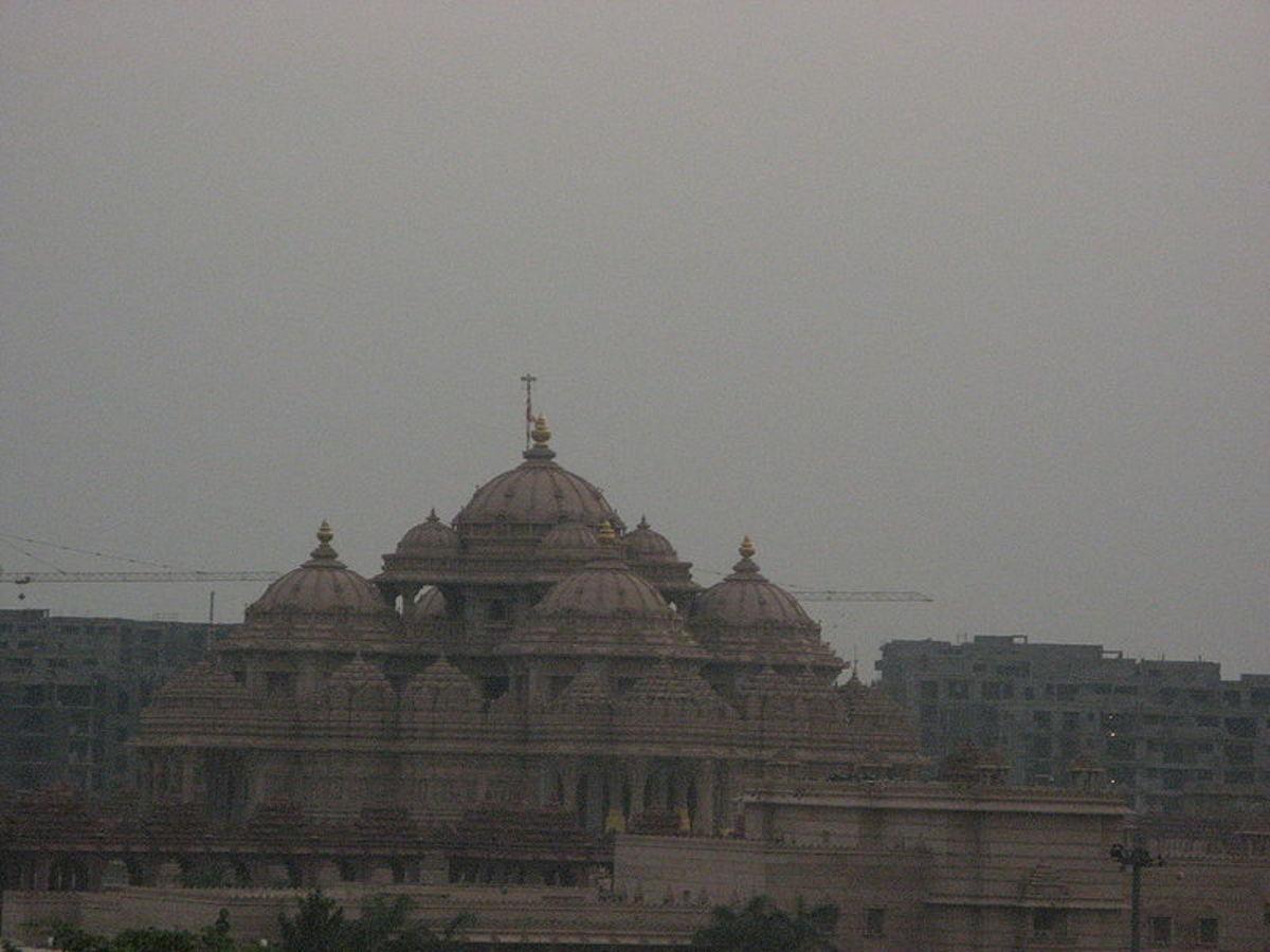 Akshardam Temple Complex, Nueva Delhi, una maravilla moderna