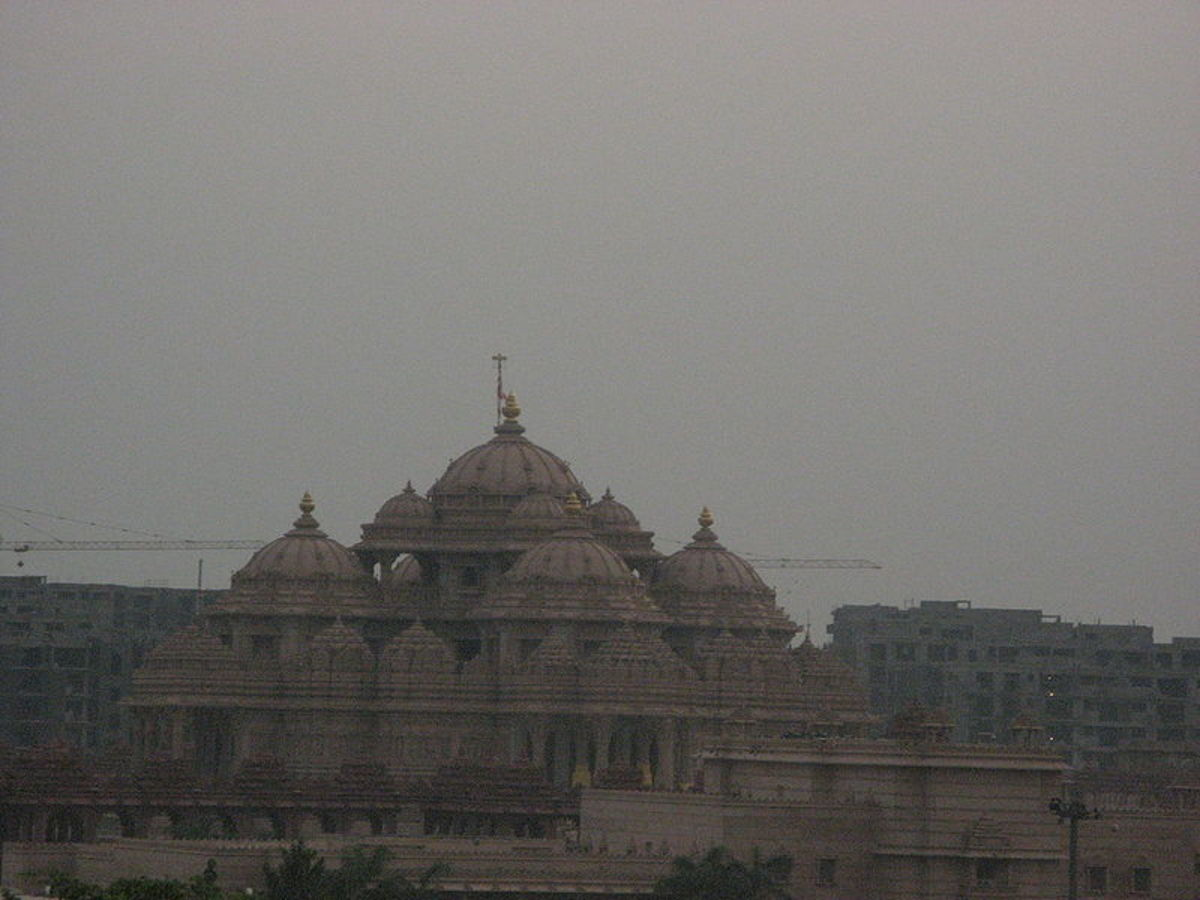 Akshardam Temple Complex, Delhi, A Modern Marvel