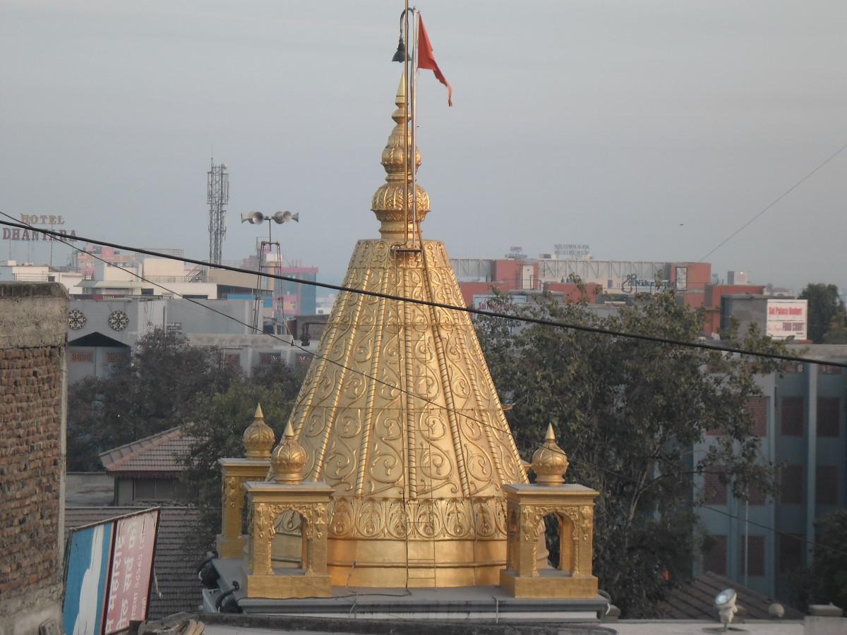 Templo Sai Shrdi, Shrdi, Maharashtra