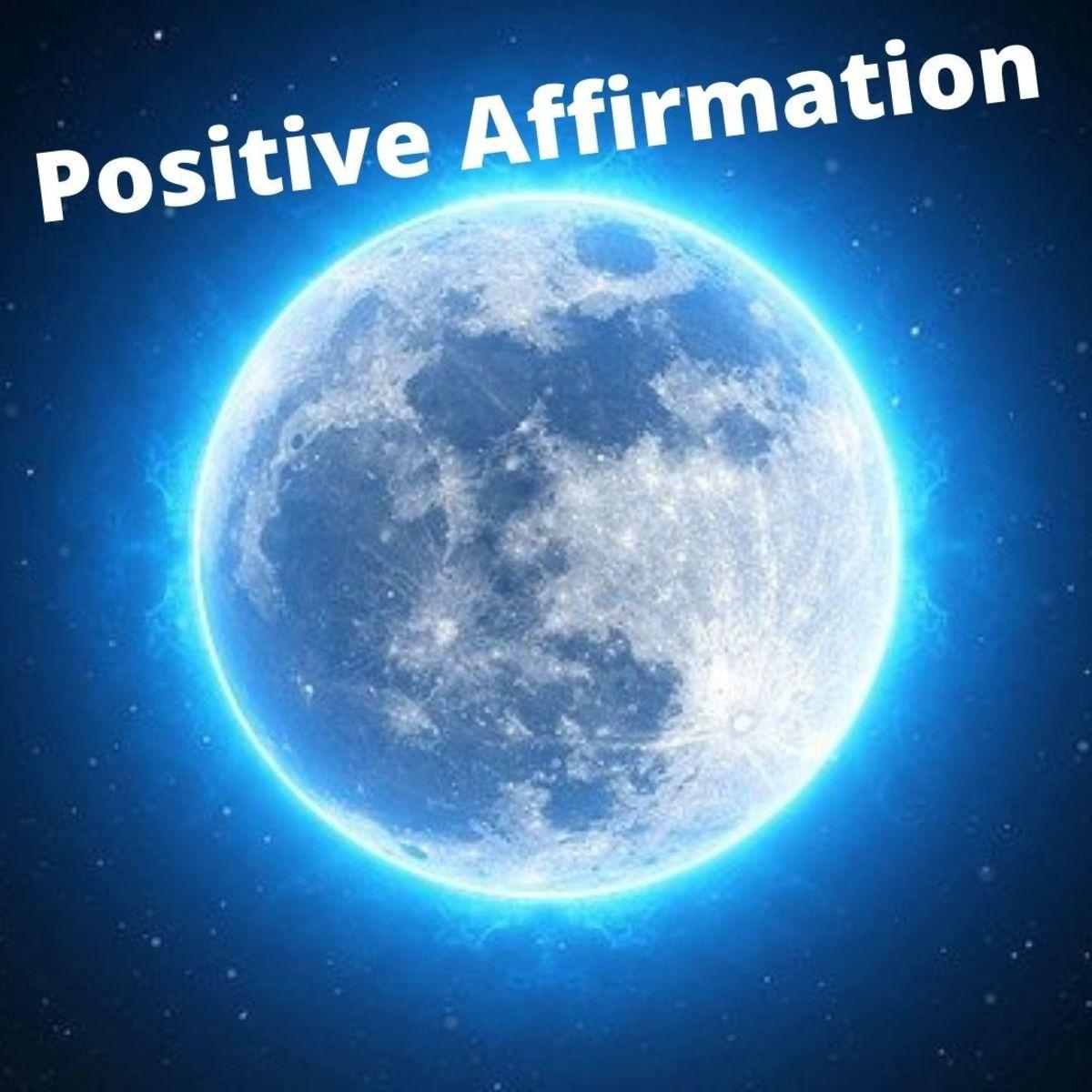 21 Day Challenge: Positive Affirmation Meditation