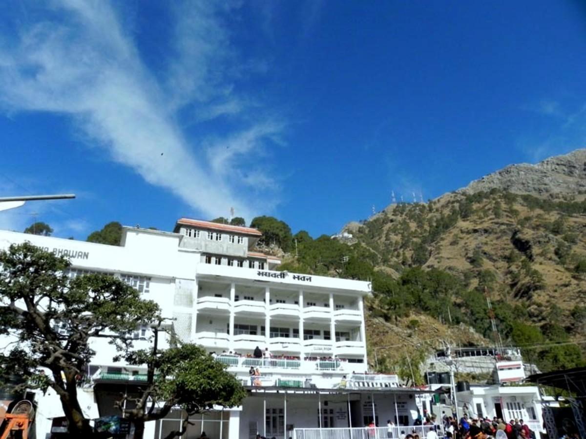 Vaishno Devi Templel, Jammu y Cachemira
