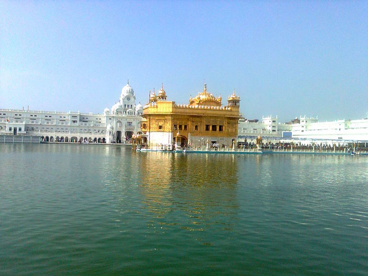 The Enchanting Golden Temple, Amritsar, Punjab