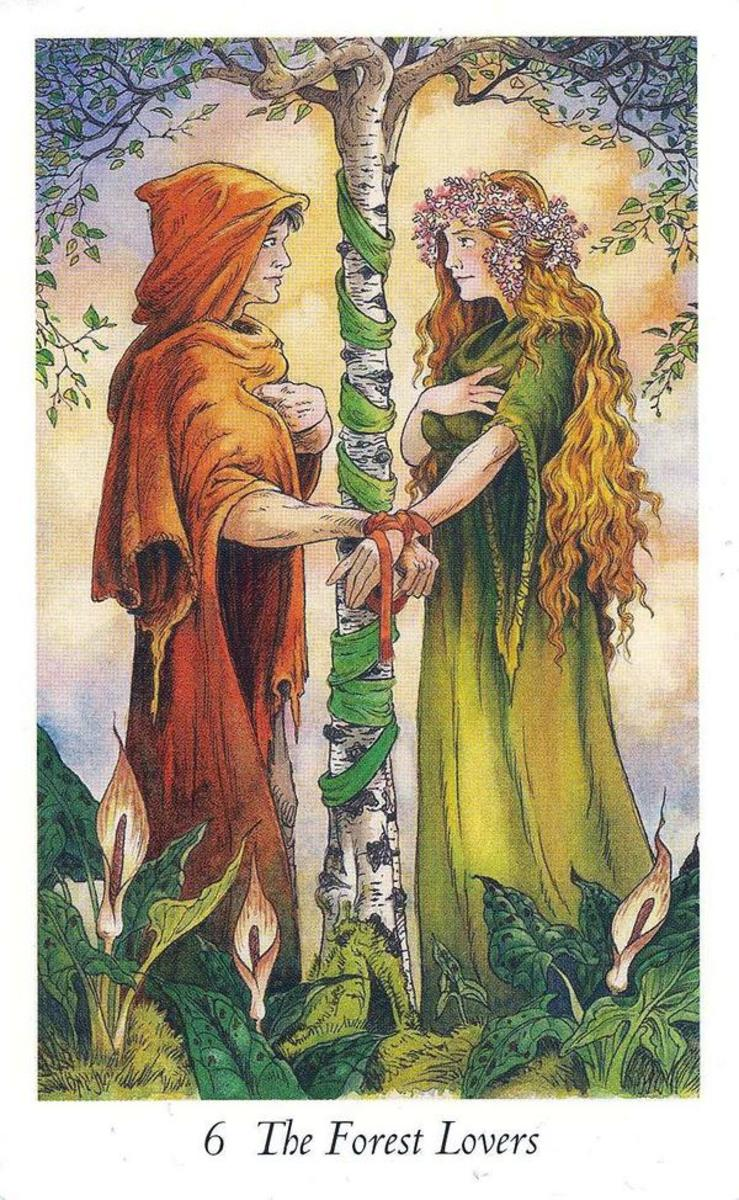 The Lovers Card in Tarot and How to Read It