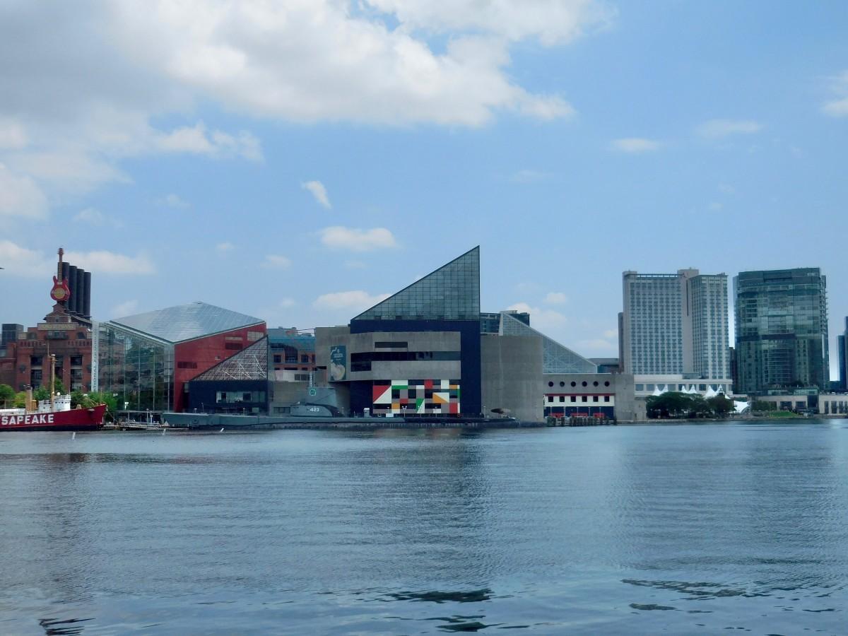Exploring Baltimore, Maryland