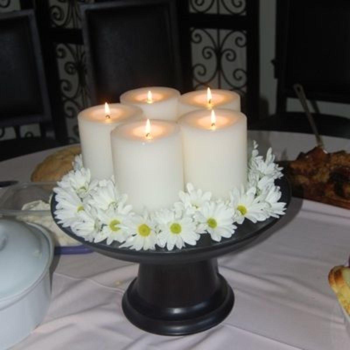 daisy-wedding-theme