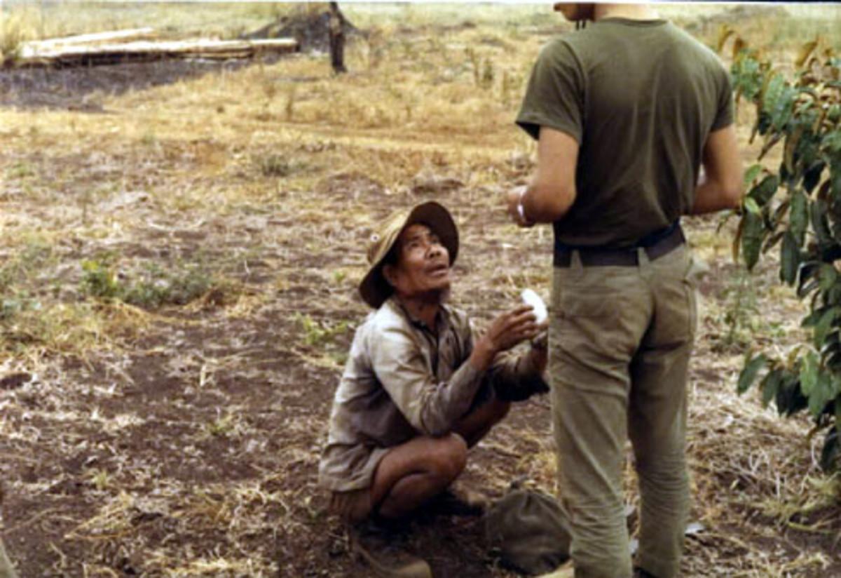 Staff Sgt Wayne Smith - September 1970