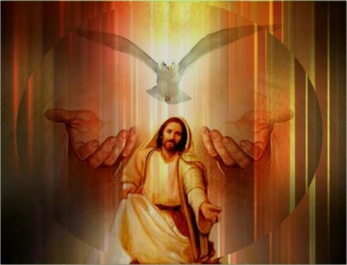 Holy Spirit The Great Comforter