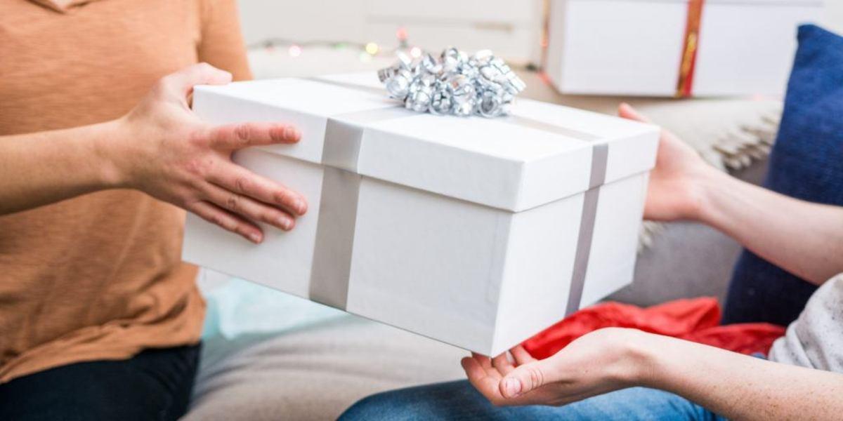 Receiving Gift