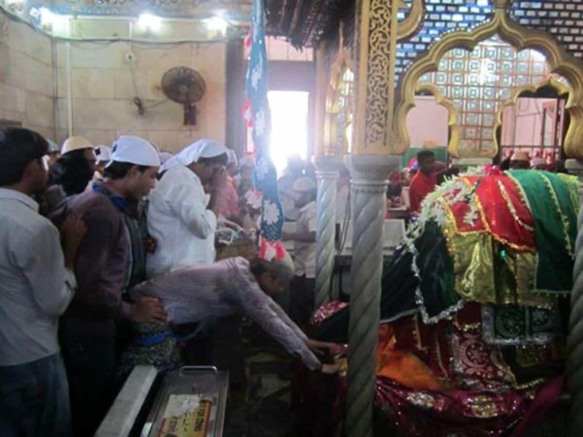 The Dargah