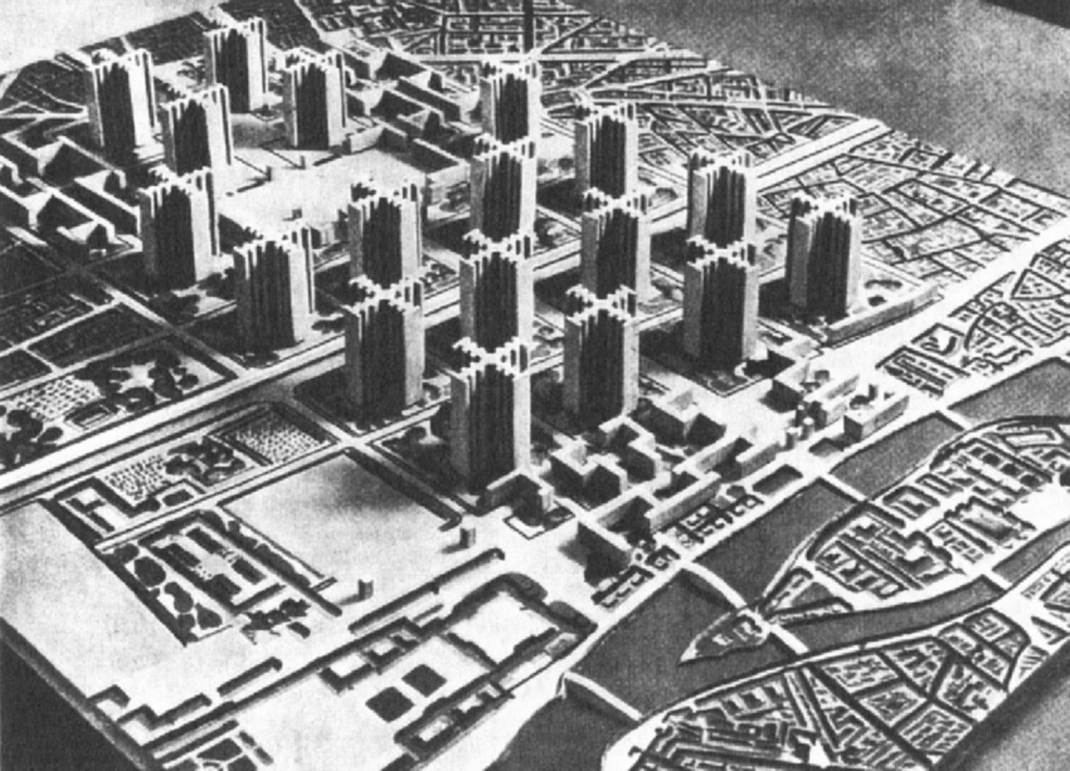 7 Incredible Never-Built French Engineering Marvels