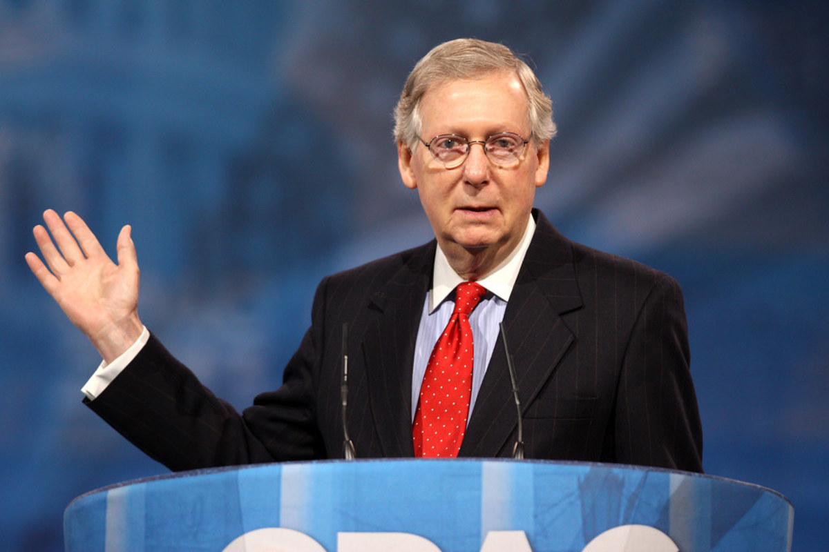 Mitch McConnell, the 21st century's Master of the Senate