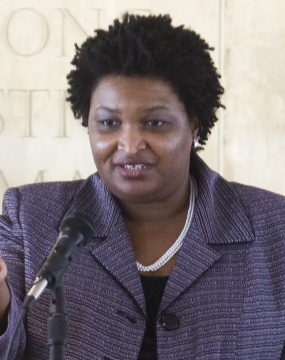 Stacey Abrams, a generational leader