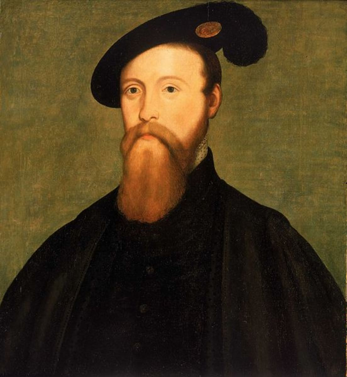 Thomas Seymour was the man Katherine wanted to marry before Henry VIII