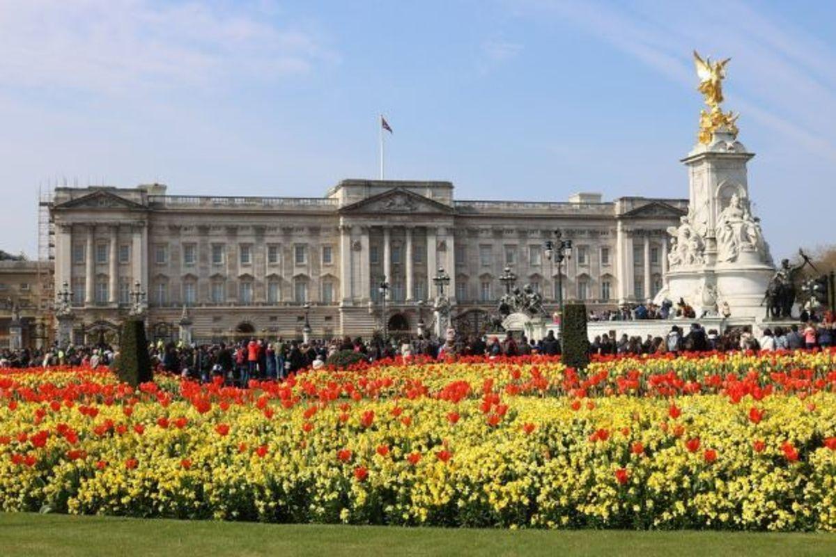 Buckingham Palace's Enchanting History