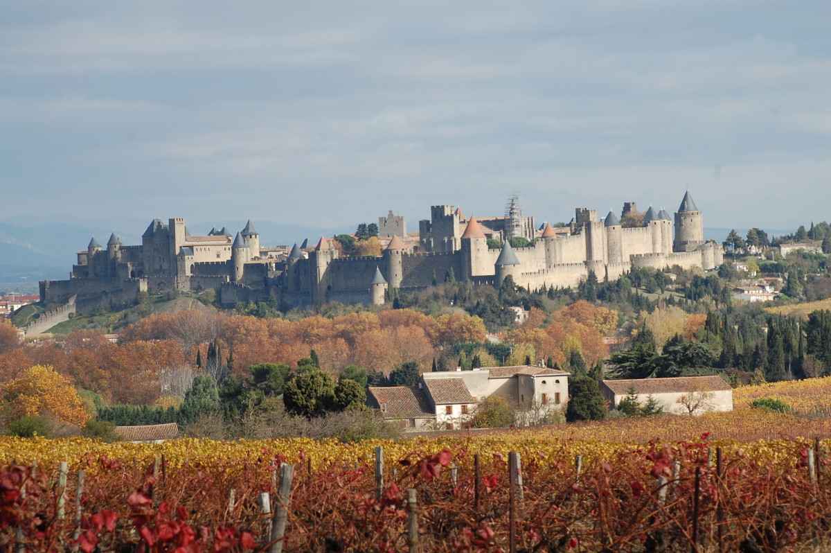 A Day out in Carcassonne - South of France
