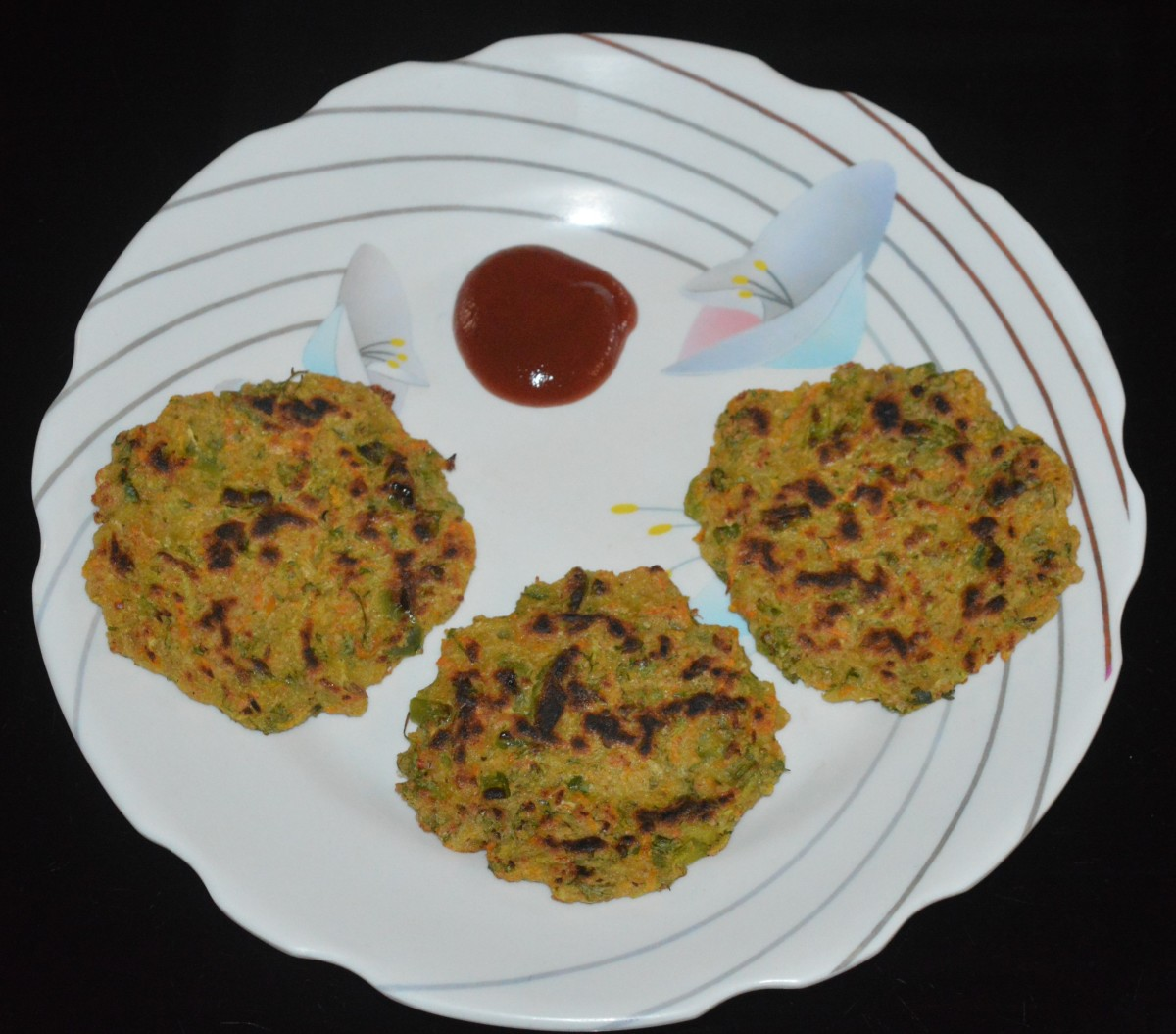 How to Make Instant Oats Besan Cheela