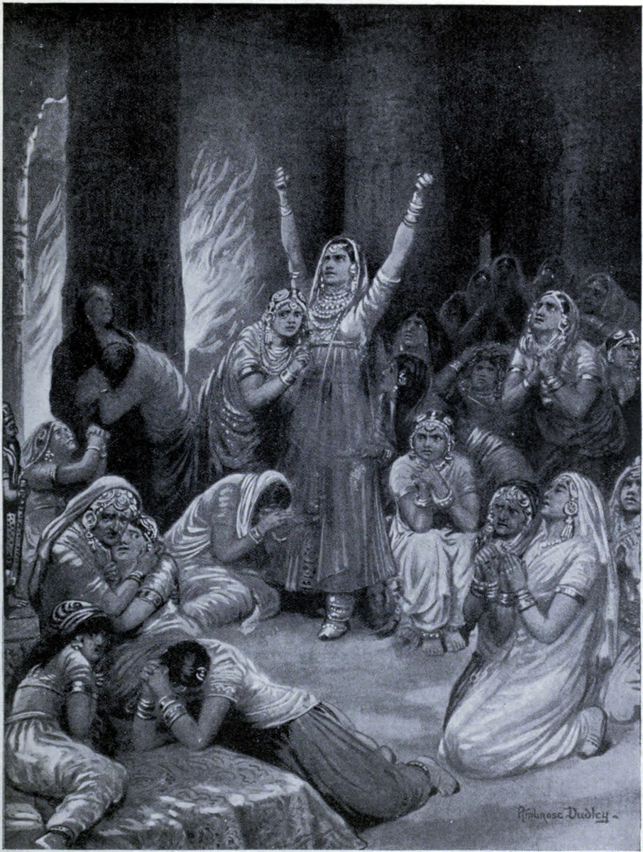 The Ritual of Jauhar and Death by Burning by Rajput Women in Medieval India