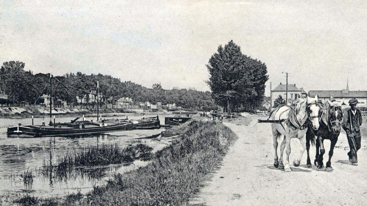 Although canals were inefficient by modern standards and many rivers were problematic for transport purposes, they were still the best transport that pre-modern France had