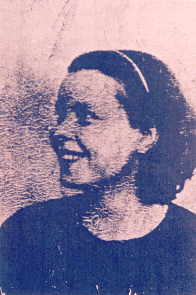 Marina Aleksandrovna Schafrova-Maroutaeva