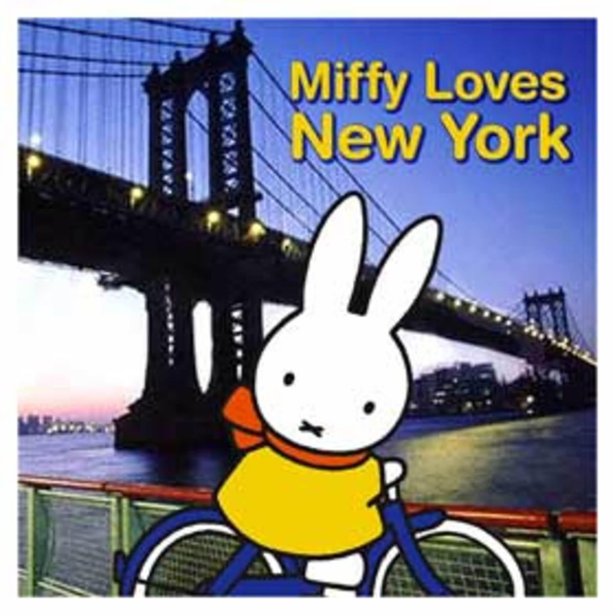 Miffy as family tourism ambassador