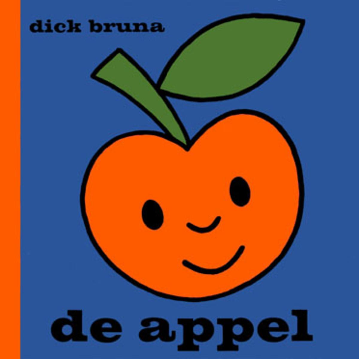 Bruna's first book The Apple