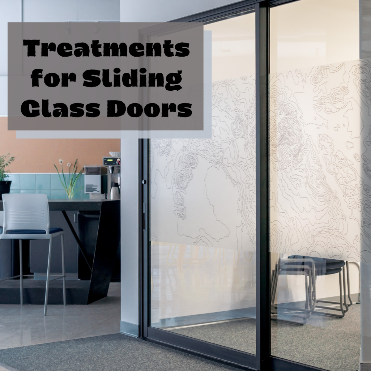 This article walks you through some of the ways you can treat your sliding glass doors