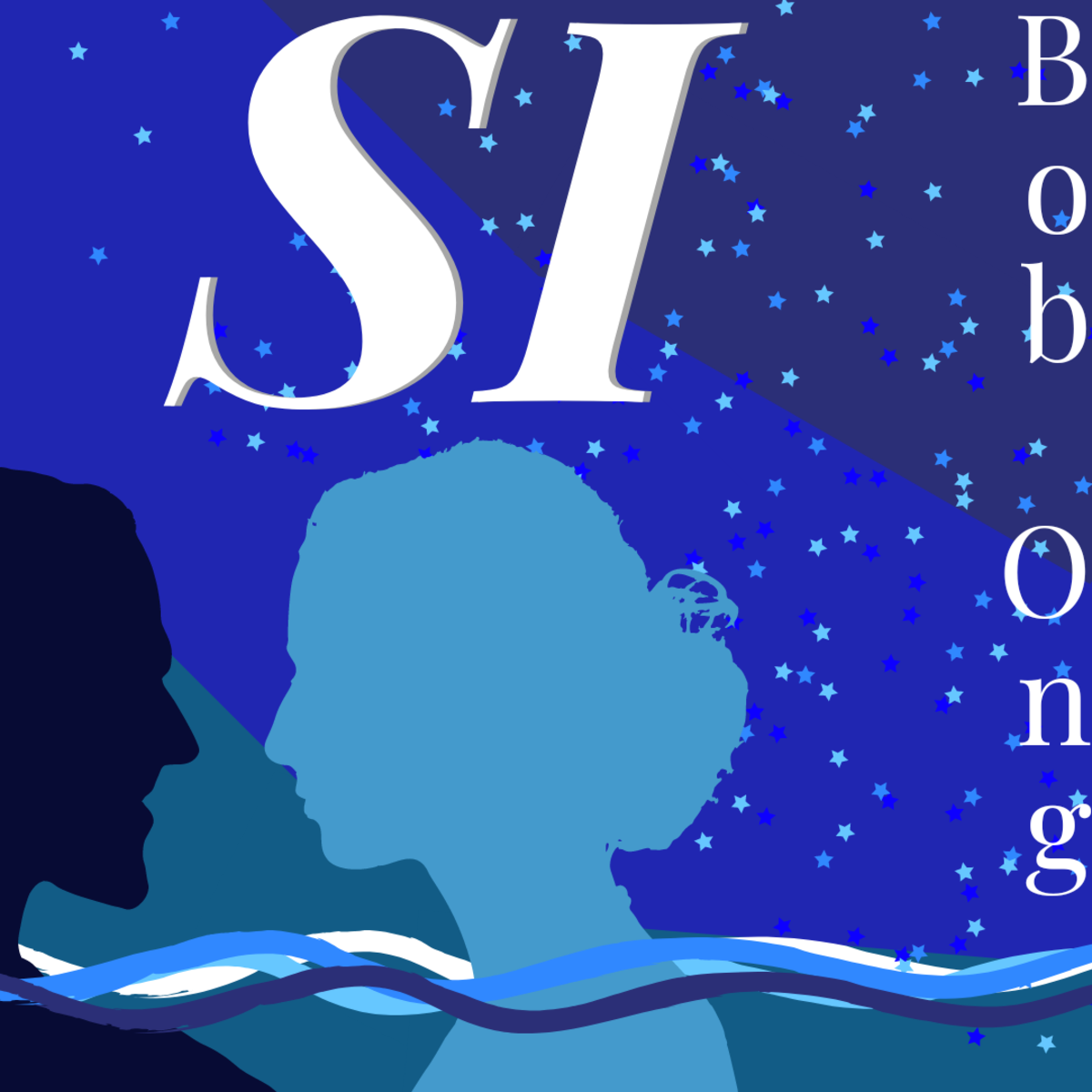 """Book cover design I made for Bob Ong's """"Si."""""""