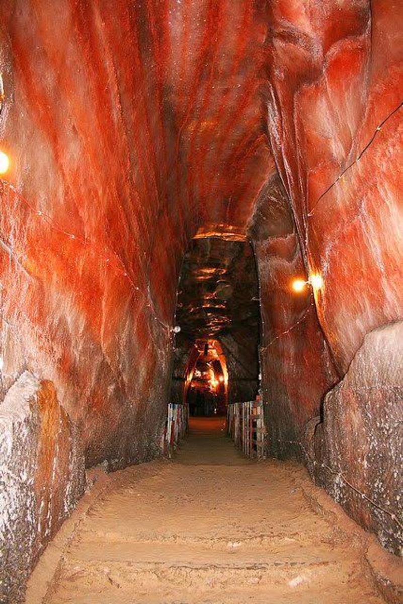 the-khewra-salt-mine