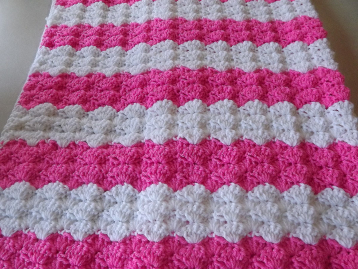 Crochet Baby Blanket Patterns Free Online : Free Crochet Baby Patterns hubpages