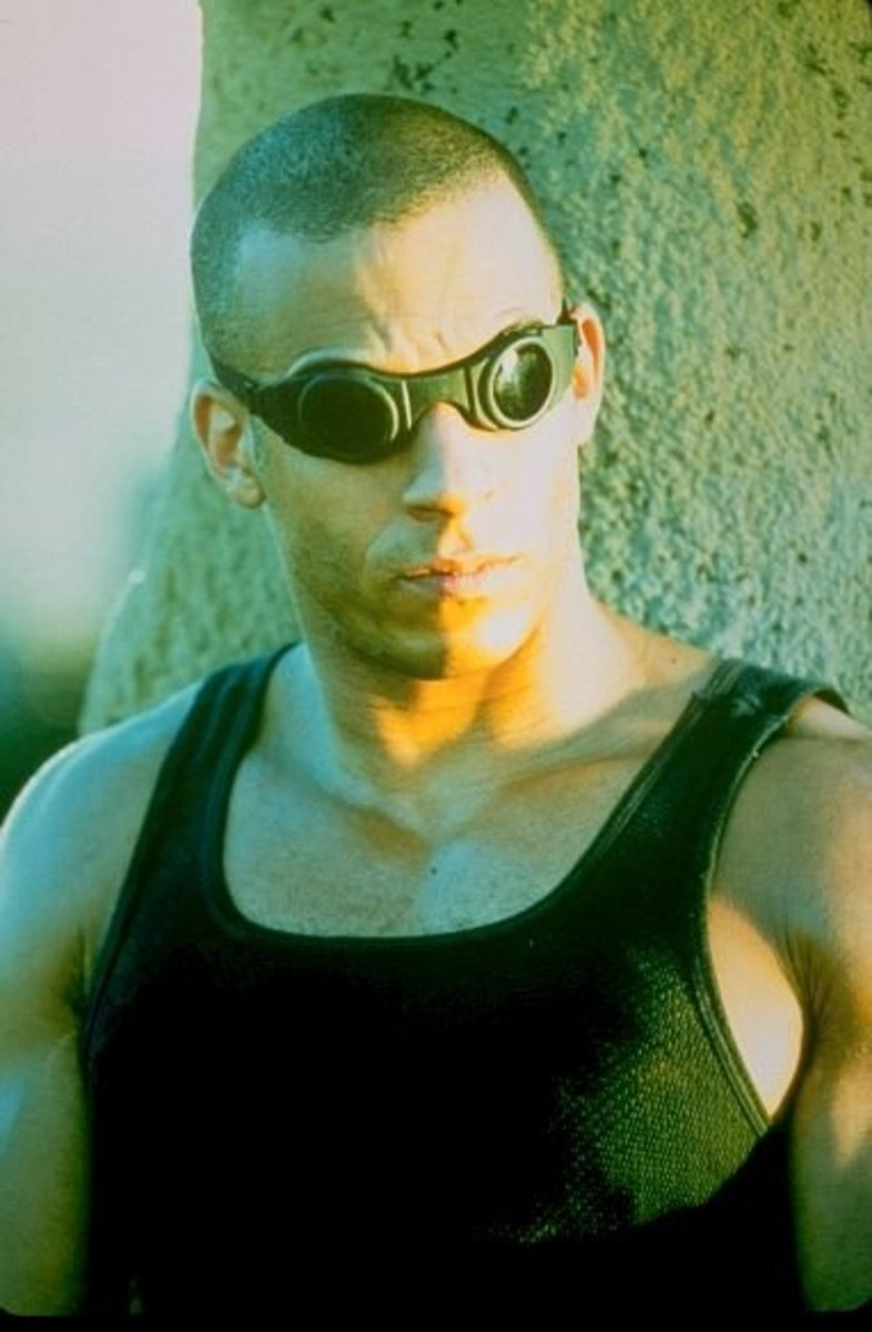 MOVIE: Nightfall and the Chronicles of Riddick