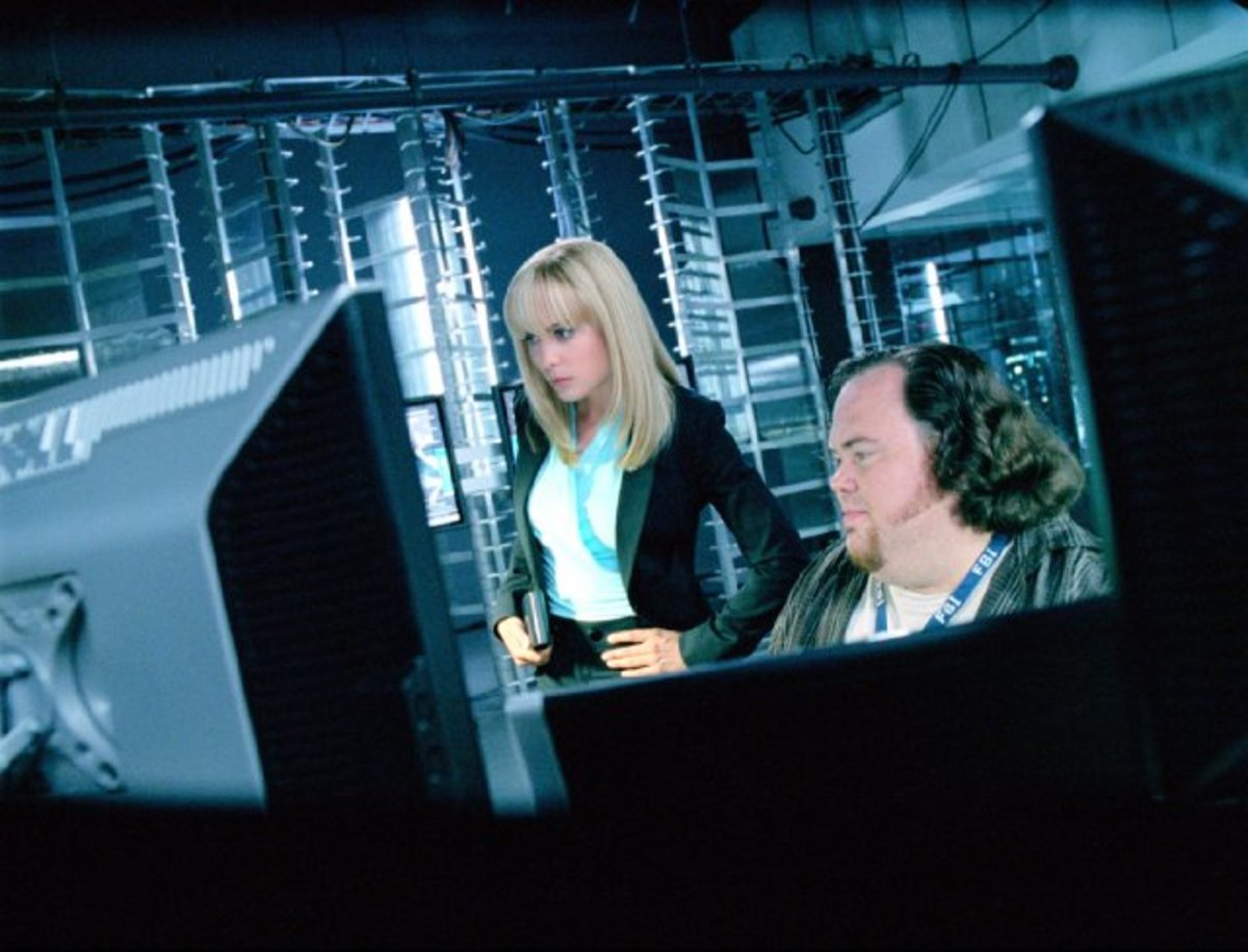2009 - in The Surrogates